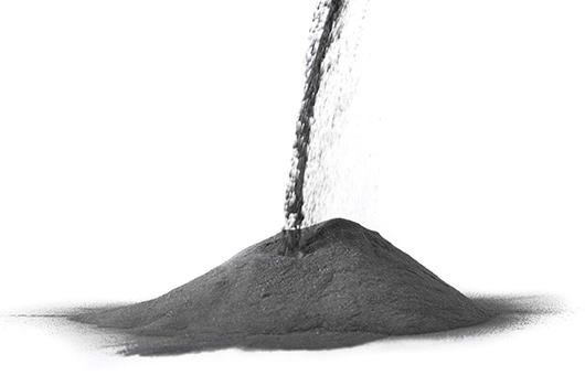 volatile organic chemicals - dirt falling on dirt mound