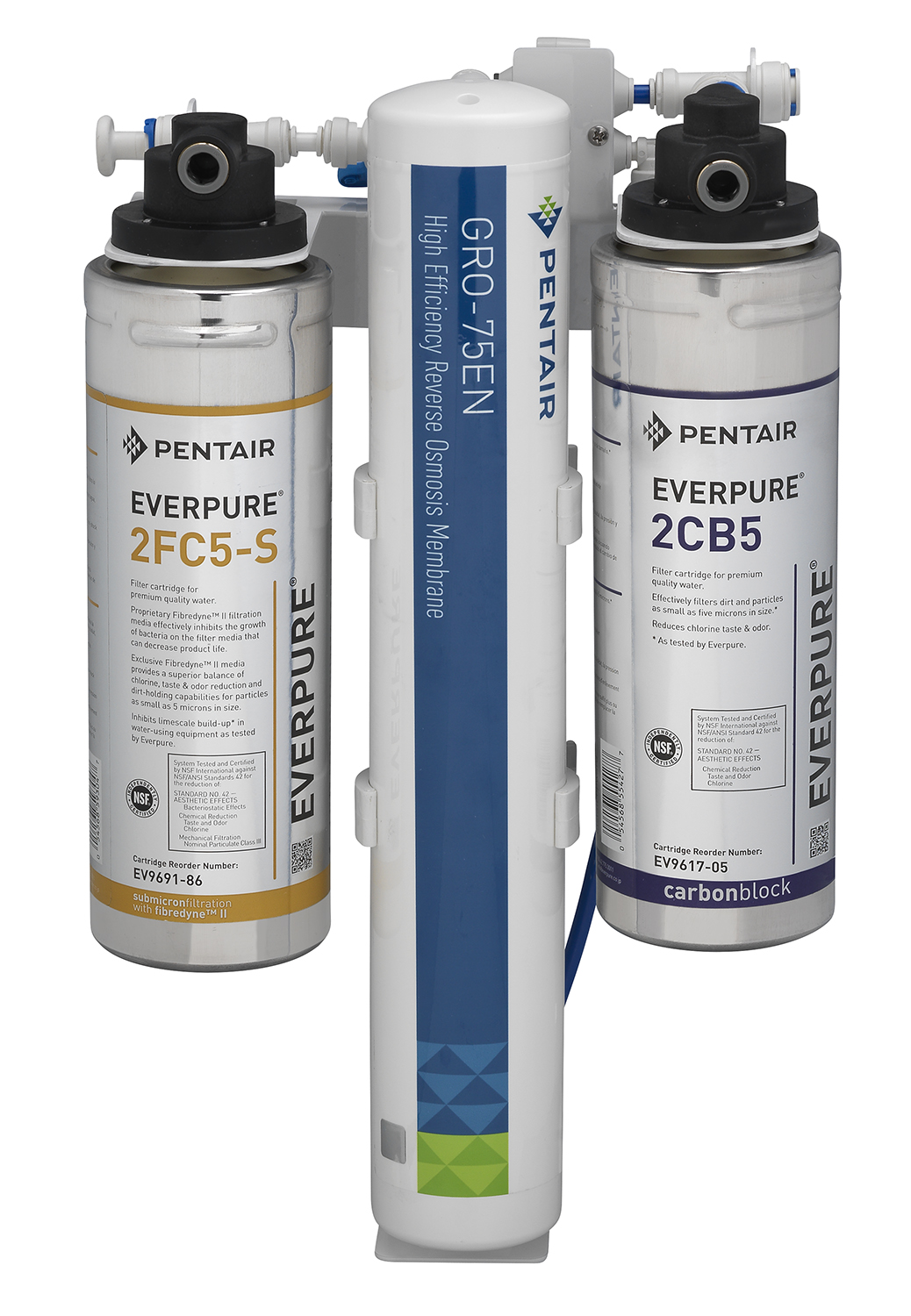 Everpure LVRO-75HE Reverse Osmosis System